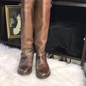 EUC STEVE MADDEN Tall Women's Boots Sz 8M